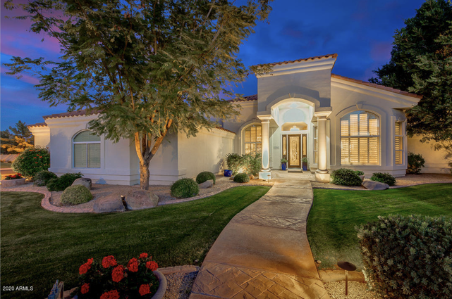 Home For sale by The Ryan Whyte Team 3341 S HORIZON PL, Chandler, AZ 85248